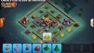LAYOUT CC5/BH5 RECENTE - CLASH OF CLANS