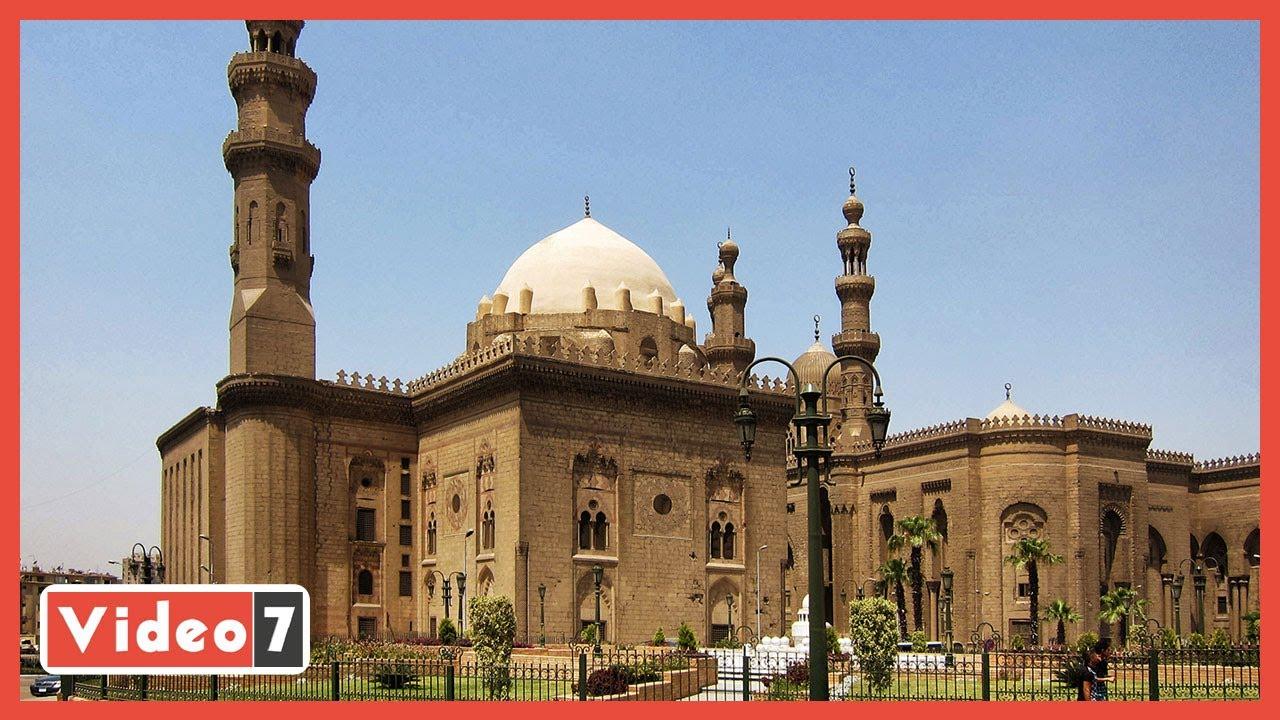 سر الطاعون وكورونا مدفون في مسجد السلطان حسن  - 15:59-2021 / 4 / 15