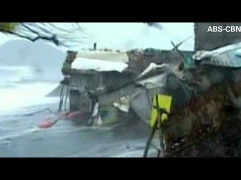 Typhoon Haiyan stronger than Katrina and Sandy combined