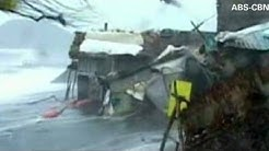 Typhoon Haiyan stronger than Katrina and Sandy combined
