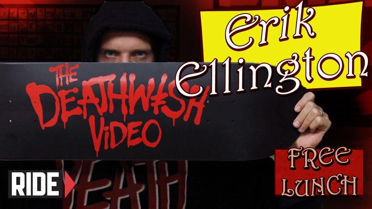Erik Ellington The Deathwish Video Antwuan Dixon And More On Free