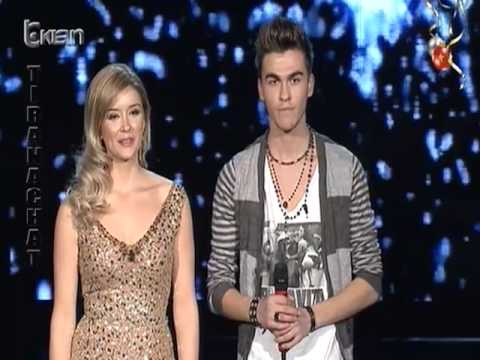 Sardi - We could be the same (X Factor Albania 2 - Live Show)