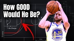 How Good Would Steph Curry Be With A SHORTENED 3 Point Line?