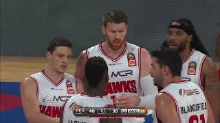 Perth Wildcats vs. Illawarra Hawks - Game Highlights