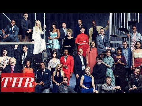 Jennifer Hudson, Aubrey Plaza, Samira Wiley, Jimmi Simpson & More Play 'Never Have I Ever' | THR