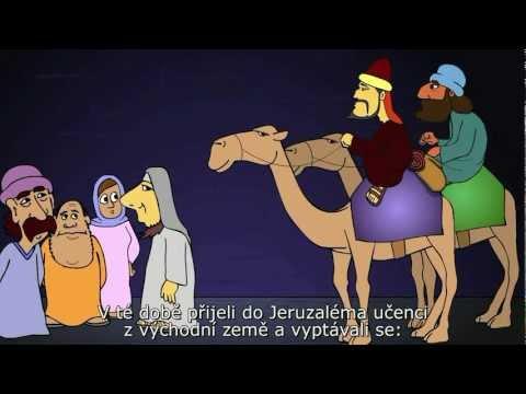 Vánoční příběh - Narození Ježíše 3/3 (české titulky)