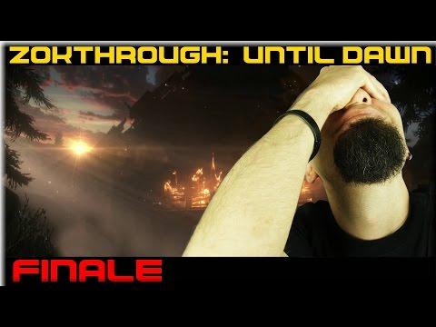 ZOKTHROUGH - Until Dawn Chapter 10 (ΦΙΝΑΛΕ)