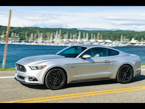 2017 Mustang Gt 0 60 >> 2015 Ford Mustang Gt 0 60 With Launch Control Youtube