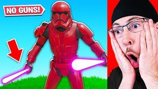 You *MISSED* This SECRET LIGHTSABER ONLY CHALLENGE! Fortnite Funny Fails and WTF Moments!