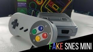 SNES Mini Clone Console / 621 in 1 / Original vs Bootleg / Nintendo Family Computer