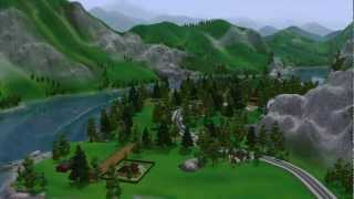 Die Sims 3 Hidden Springs