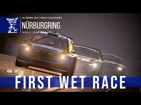 GT Sport's First Wet Race - Nürburgring World Tour