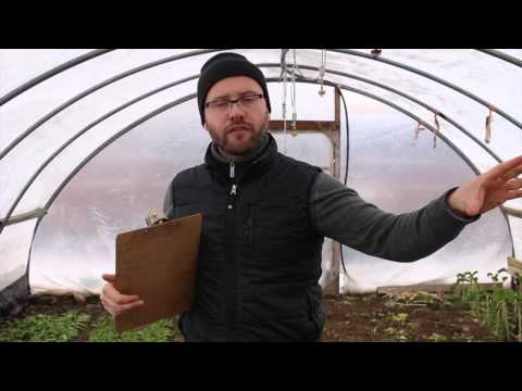 Ask The Urban Farmer -- HOW TO Track your business with Spread Sheets