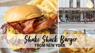 Shake Shack – That Iconic Burger From New York City