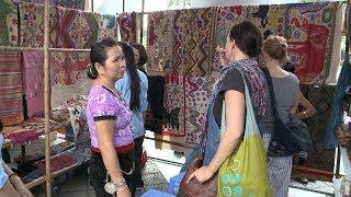 Tin Tức 24h  : Hội chợ hàng thủ công truyền thống - Nơi tôn vinh hàng thủ công Việt