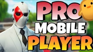 PRO Fortnite Mobile Player on IPAD // FAST Builder! // 180+ Wins! // Fortnite Mobile Gameplay + Tips