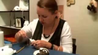 видео Венецианские маски, маски в венецианском стиле