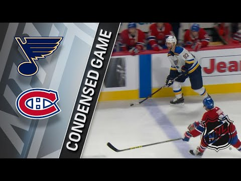 12/05/17 Condensed Game: Blues @ Canadiens