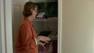Home Organizing Tips : How To Organize The Linen Closet