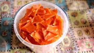 Цукаты из тыквы Цукати з гарбуза рецепт