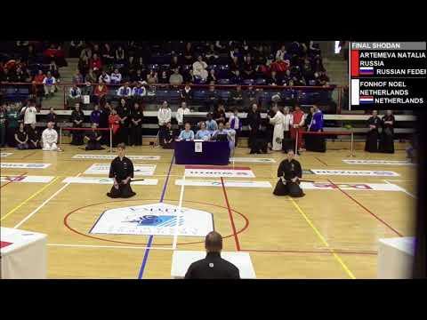 EIC2019 : Mudan/Shodan/Nidan/Sandan Finals