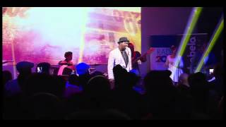 Afrotraction - Imali (Performed at Yamaha Theatre)