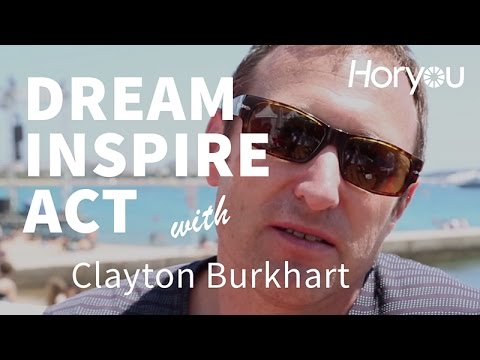 Clayton Burkhart @ Cannes 2014 - Dream Inspire Act by Horyou