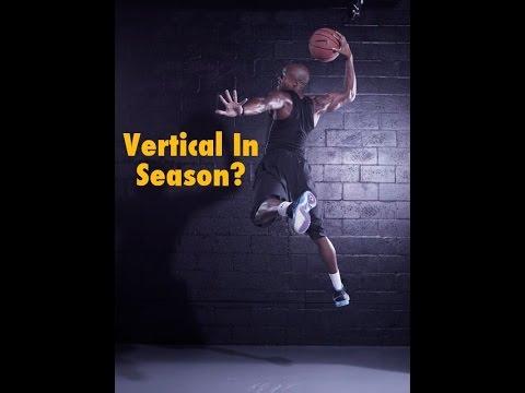 How To Get & Maintain Vertical Gains Throughout Basketball Season   Dre Baldwin