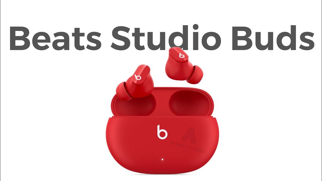 سنابات|  Beats Studio Buds