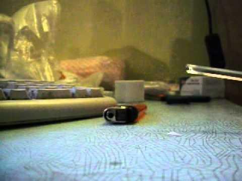 Два опыта электризации трением.