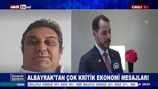 AHMET ÖZDEMİR' LE EKONOMİ AJANDASI 30 TEMMUZ 2019