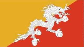 """Druk tsendhen"" - Bhutan National anthem Vocal"