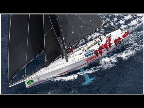 Aktuelle Nachrichten   Sydney-Hobart: Wild Oats XI in Rekordzeit im Ziel - Einspruch durch Konkur...