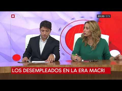Los desempleados en la era Macri