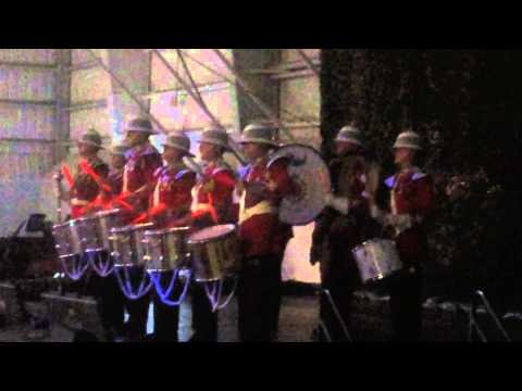 PPCLI Drum line 100th Anniversary
