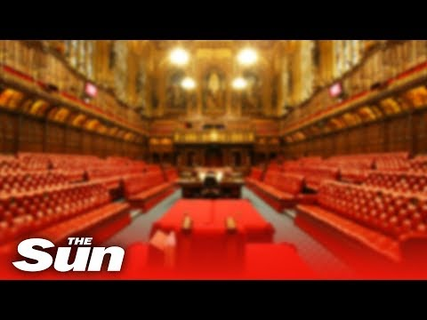 House of Lords vote on Brexit bill | Brexit LIVE
