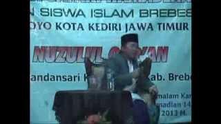 Ceramah KH  Musthofa Aqil bagian 02