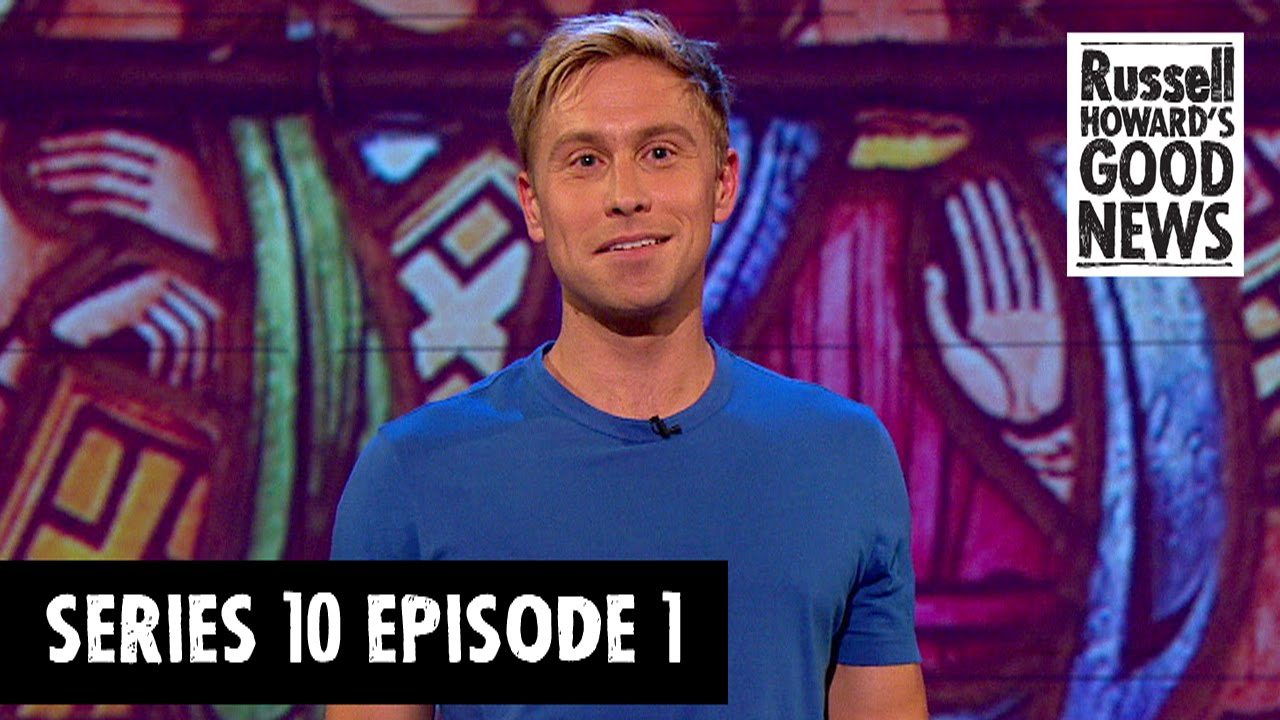 Download Russell Howard's Good News - Series 10, Episode 1