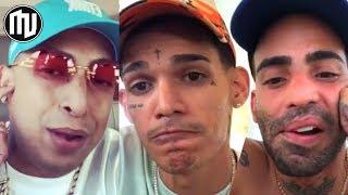 FUERTE: ¡Ñengo Flow expulsa a El Domino de los Real-G! | Arcangel se desahoga