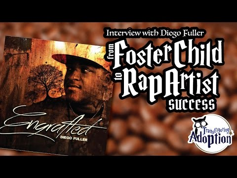 Interview with Diego Fuller - From Foster Child to Rap Artist Success