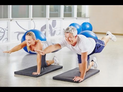 Beginning Osteoporosis Pilates Mat Routine
