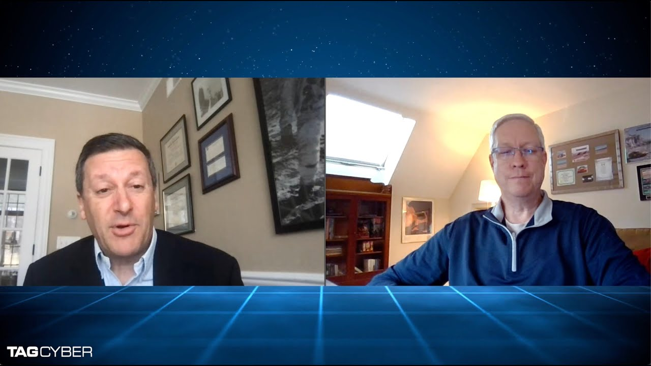 PODCAST - Authoriti CEO Mark Clancy on Ed Amoroso's TAG Cyber Interviews