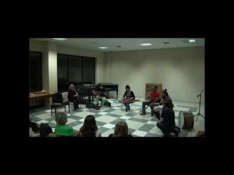instant improvisation  University of fine arts Thessaloniki