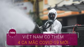 Bệnh nhân mắc Covid-19 thứ 88, 89, 90 91: 1 Hà Nội; 3 TPHCM | VTC Now