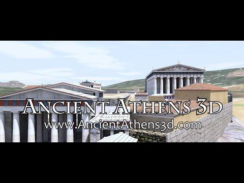 Ancient Athens 3D