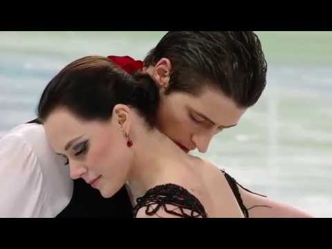 Tessa Virtue & Scott Moir  - Spanish Flamenco - OD Vancouver 2010 Winter Olympics (HD)