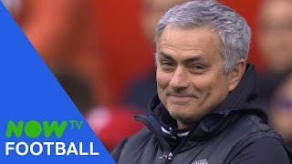 Live Premier League | They're at it again. Wenger v Mourinho, Arsenal v Man Utd