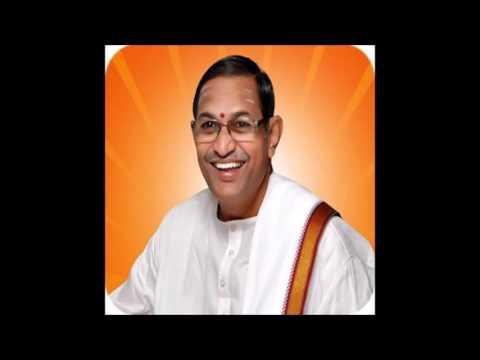 Kanakadhaara Stotram sung By Chaganti Koteshwara Rao garu