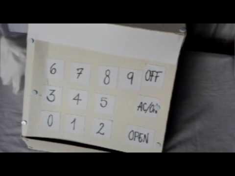 Como hacer una caja registradora f cil youtube - Como hacer una caja de carton ...