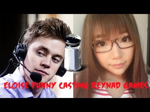 reynad and eloise dating games